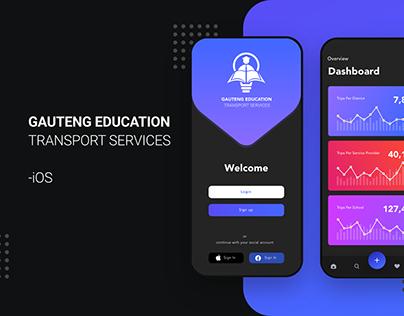 Gauteng Education Transport System
