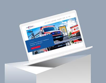 Sud Assistance – Avant-projet | Website Design