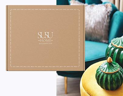 Susu Home Accesories / Logo Design