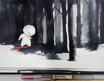 Musings in Color - Illustration Stories