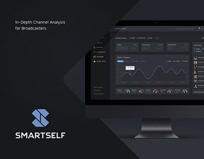 SmartSelf | Branding + UI/UX Concept
