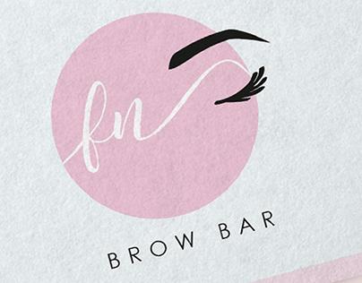 Brow Bar - Brand id case study