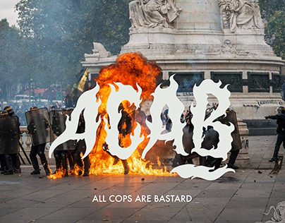 A.C.A.B. (All Cops Are B****rds)