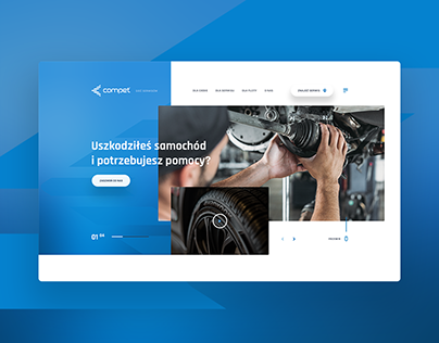 Compet - network of car services
