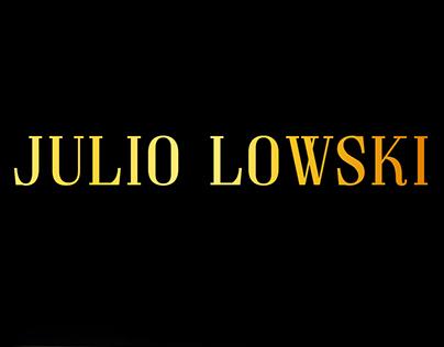 Julio Lowski Logo Design