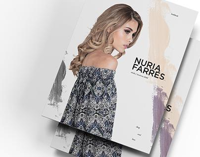 Nuria Farrés  -Lookbook