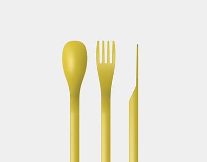 Trittico | Luch box cutlery