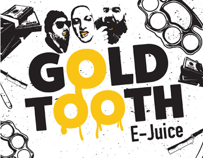 Gold Tooth E-Juice