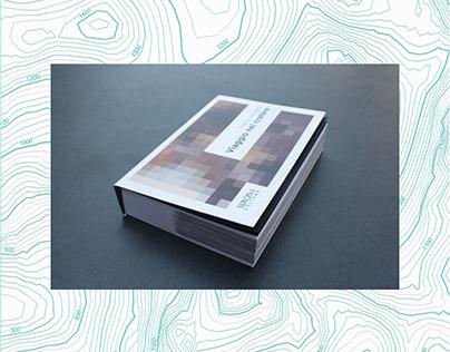 Viaggio nel cratere - Visual Book Project