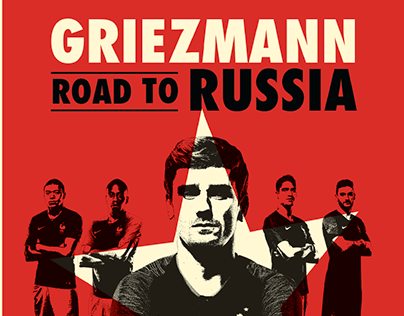 Equipe de France - Russia World Cup 2018