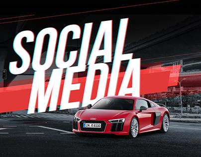 SOCIAL MEDIA AUDI