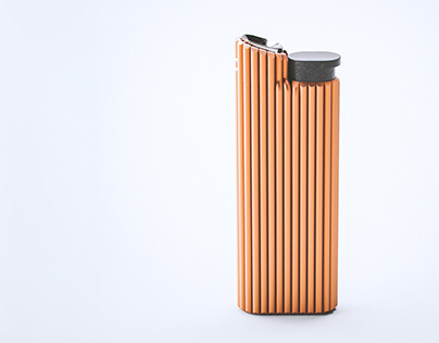 Flamer - a minimalist lighter concept