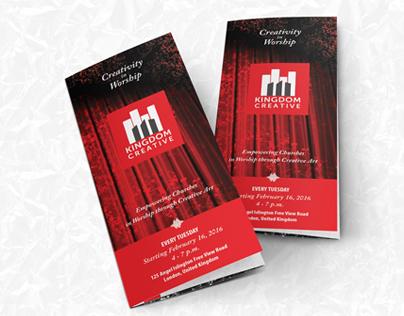 Music & Creative Art School Brochure