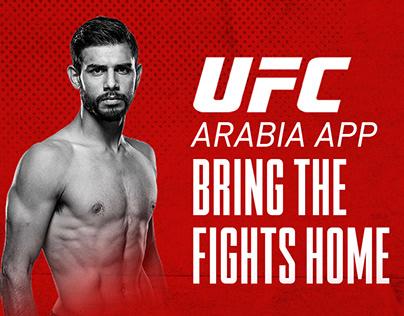 UFC ARABIA