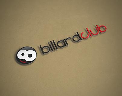 Billard Club Logo