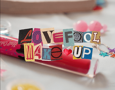 Lovefool Make Up (At.ge x Scroll)