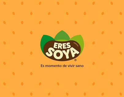 Eres Soya-Branding