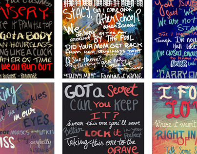 365 Days of Lettering | 2015