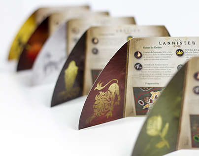 A Game of  Thrones: The Board Game / Graphic D.