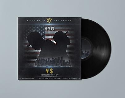 Hip-Hop Album Cover Art Designer