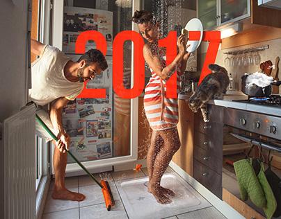 Crazy Kitchen 2017
