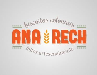 Ana Rech | Projeto de re-design de marca e embalagem