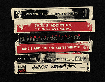 Jane's Addiction rewind
