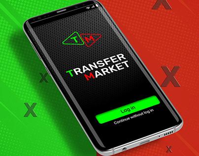 Mobile app Transfer Market