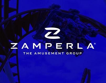 Zamperla Rebranding