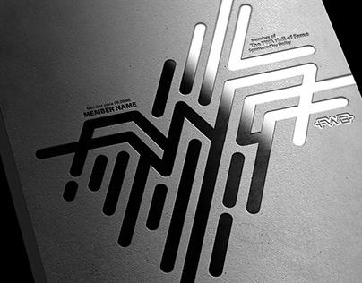 FWA Plaque Design