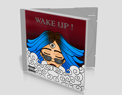 "#Wake Up!"" Single Cover"