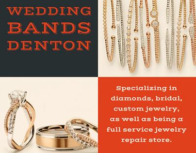Wedding Bands Denton | Call - 940 383-3032