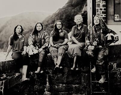 Women of the RNLI on International Women's Day 2016
