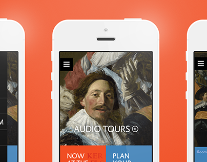 Frans Hals Museum iPhone app