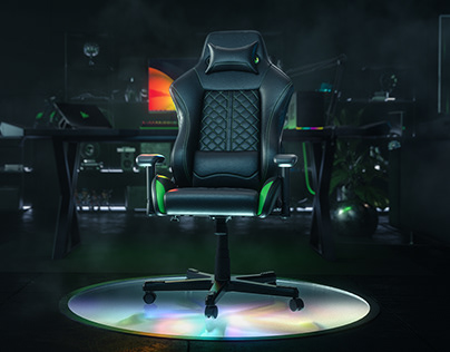 DX Racer | Green Edition