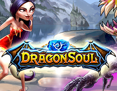 DragonSoul / social media assets / GREE
