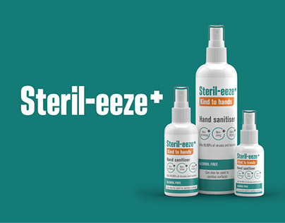 Steril-eeze Brand, Packaging & Launch