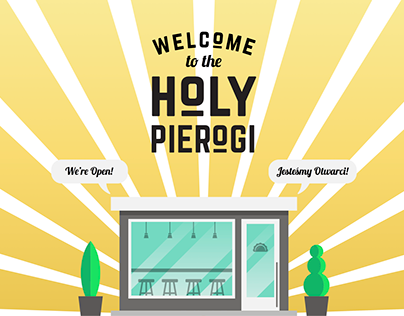 The Holy Pierogi