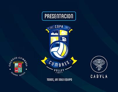 Copa Cumbre Volley 2017