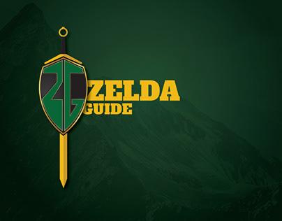 ZeldaGuide - Logo Challenge #2