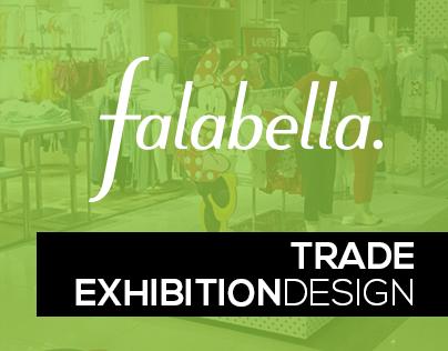 Falabella Colombia - Trade Exhibition Design