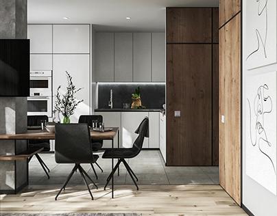Apartment design Riel America