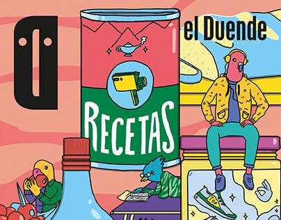 El Duende | Magazine Cover