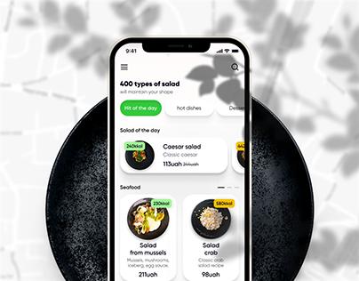 App food Fork