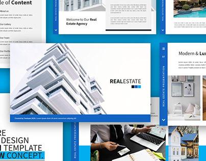 Real Estate Presentation Template