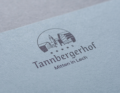 Tannbergerhof Branding