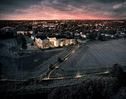Oppebygård, Nyköping