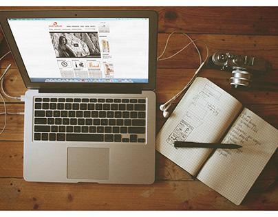 UX/UI Diffupar SA web