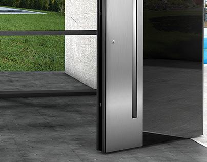 Plasma Doors