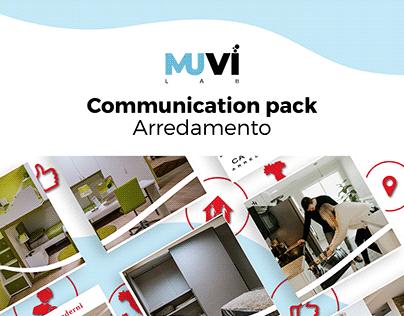 Communication pack Arredamento